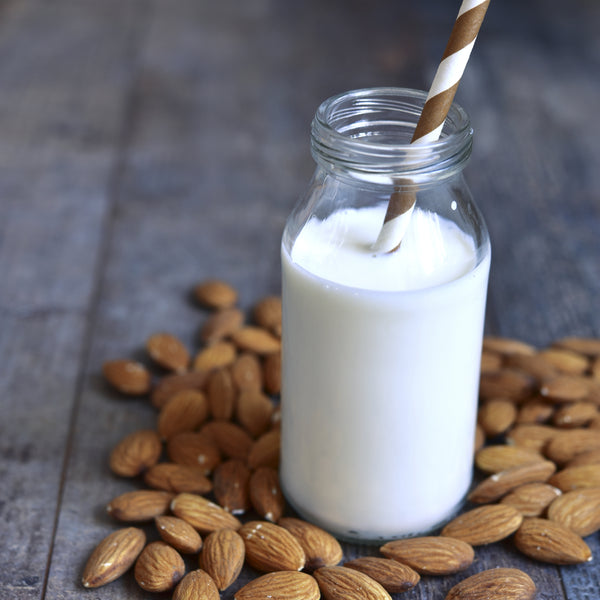 All About Almond Milk