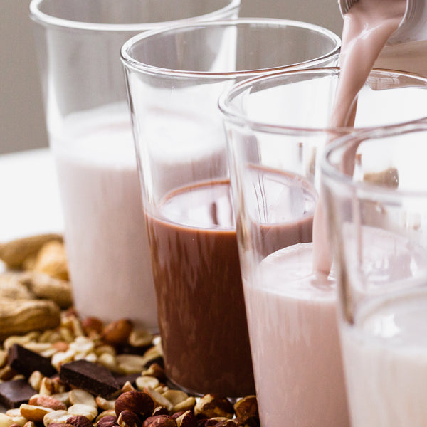 What Is Nut Milk? A Lactose-Free Milk Alternative