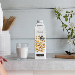 All About Cashew Milk