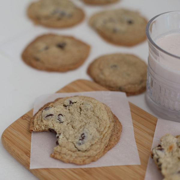 The Best Vegan Chocolate Chip Cookies, Ever.
