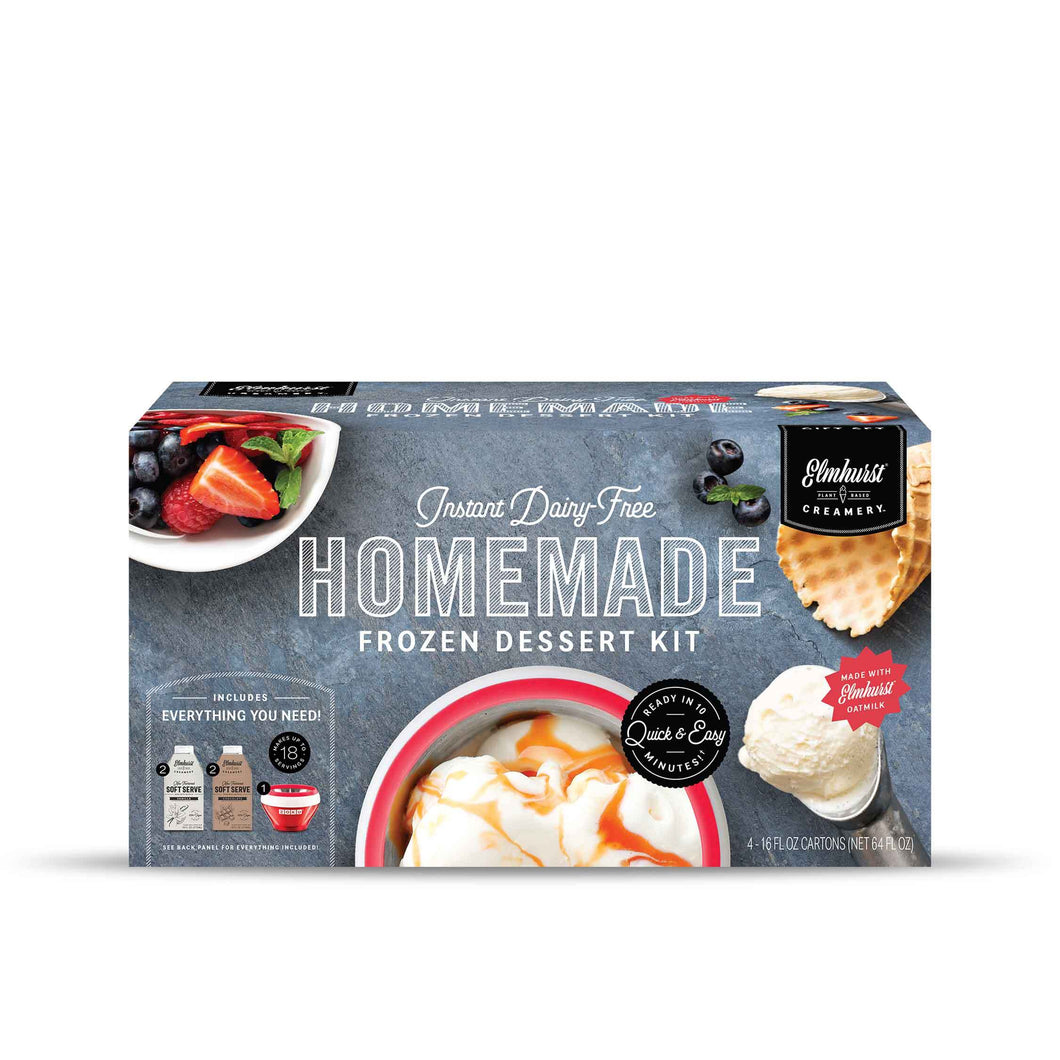 Homemade Ice Cream Gift Pack