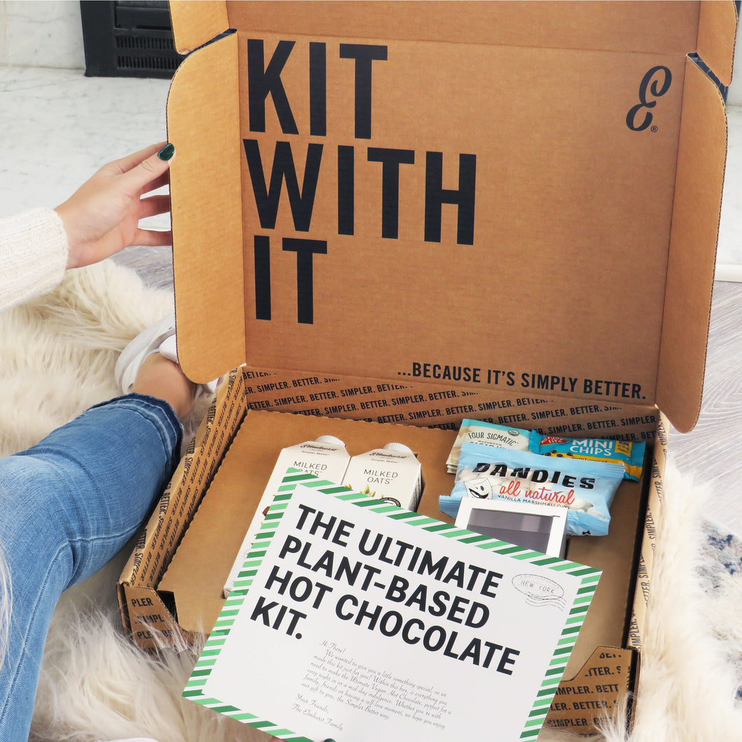 Ultimate Hot Chocolate Kit