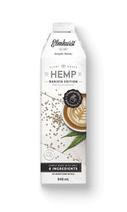 Milked Hemp™ Barista Edition (Best By: 01/16/21)