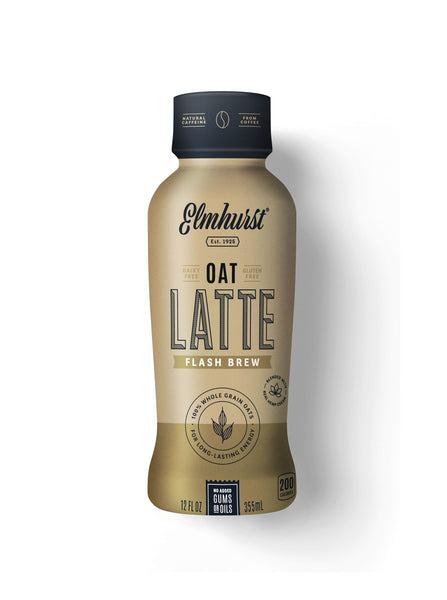 Oat Latte - Flash Brew 12oz