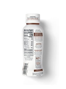 Gluten-Free Chocolate Oat Milk, 12oz Nutrition Facts