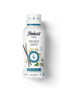 Vanilla Oat Milk, 12oz (Included in a Variety 4-Pack)