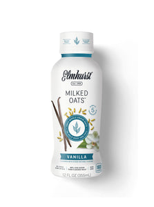 Vanilla Oat Milk, 12oz Single-Serve