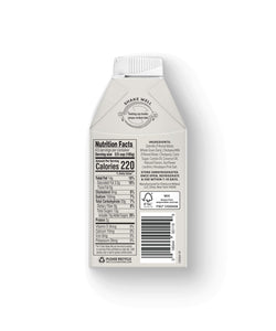 dairy-free soft serve vanilla ice cream mix nutrition facts