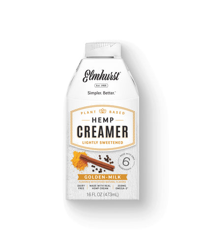 Golden-Milk Hemp Creamer