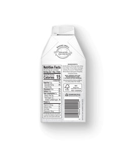 Dairy-Free & Gluten-Free Chai Spice Oat Milk Coffee Creamer, 16oz - Nutrition Facts