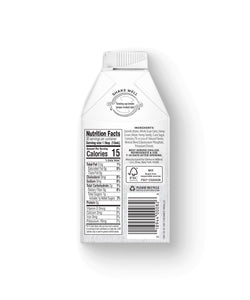 Dairy-Free French Vanilla Oat Milk Creamer, 16oz Carton - Nutrition Facts