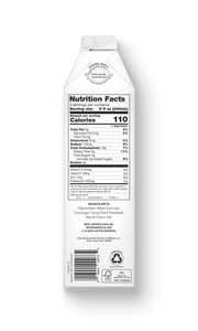 Elmhurst Chocolate Milked Oats™, 32oz Nutrition Facts - Dairy-Free Chocolate Oat Milk