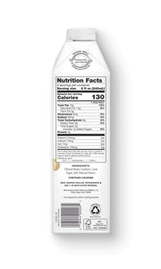 Barista Approved Cashew Milk, 32oz Carton - Nutrition Facts