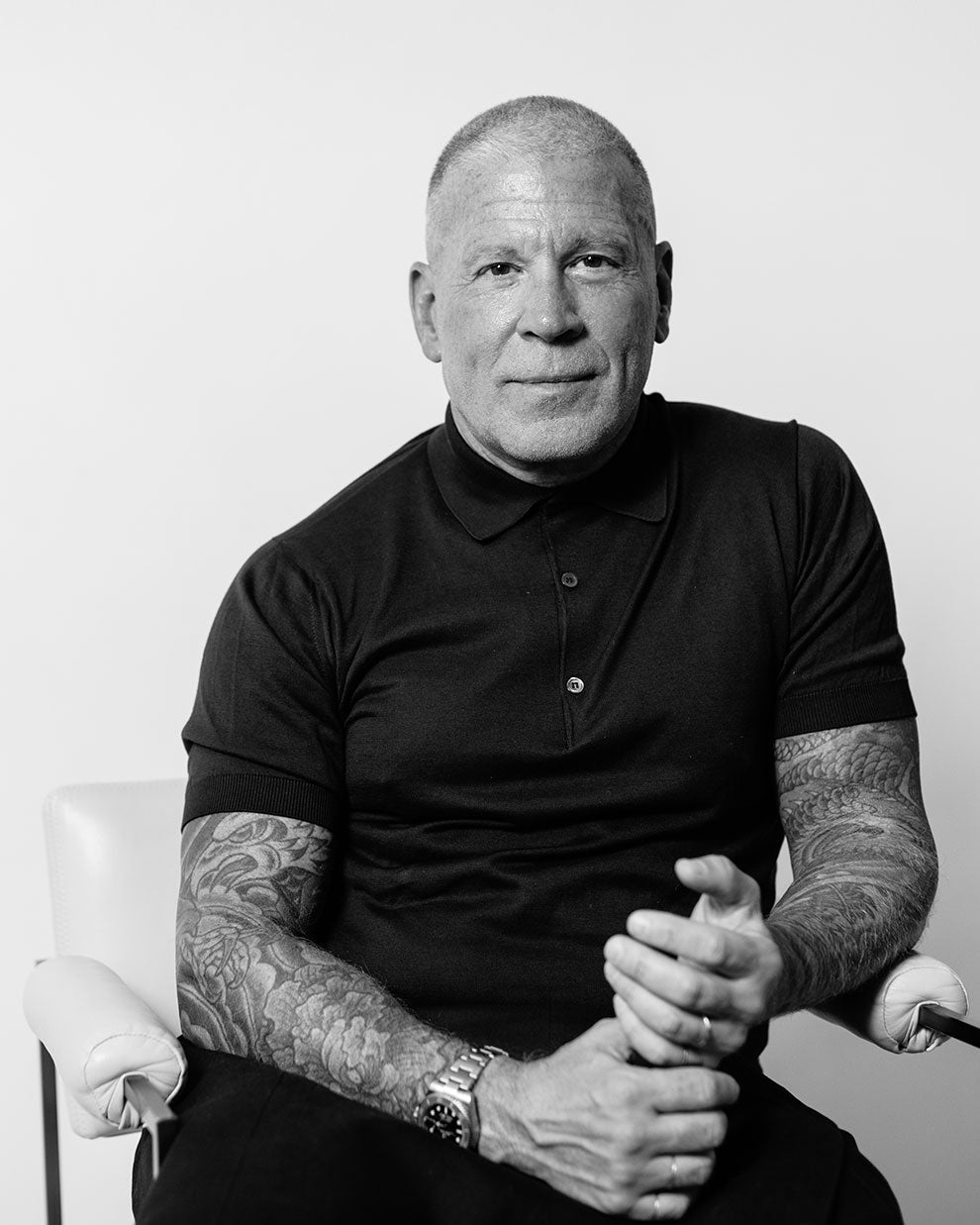 Image of Nick Wooster, Fashion Consultant