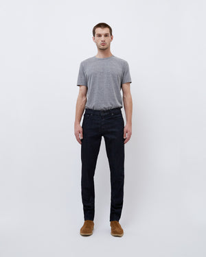 The Henley Jean in Rinse