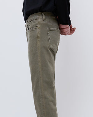 The Henley Jean in Sage