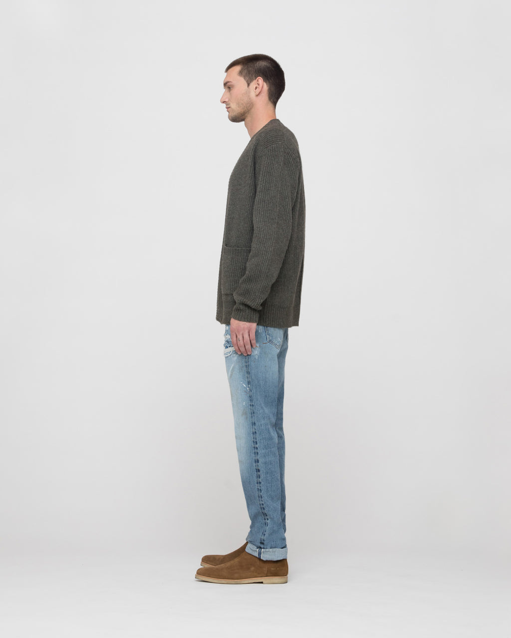 The Henley Jean in MB17 Selvedge