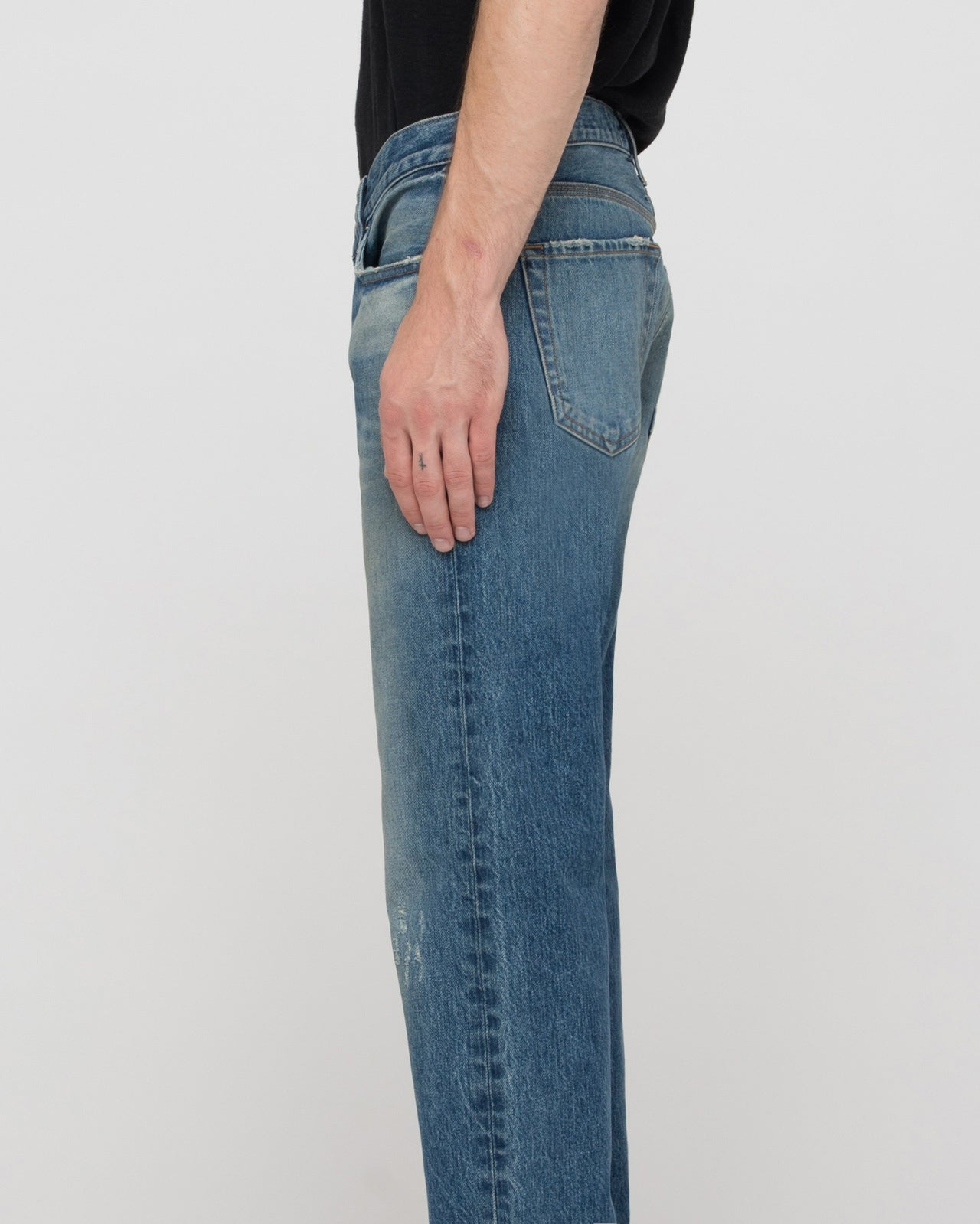 The Henley Jean in Taos