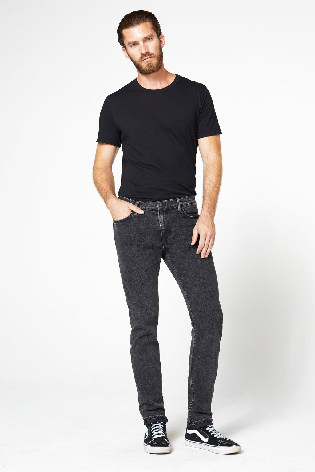 The 76 Jean in Onyx