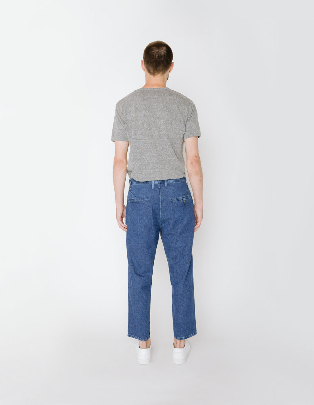 The Westline Jean in Cabana
