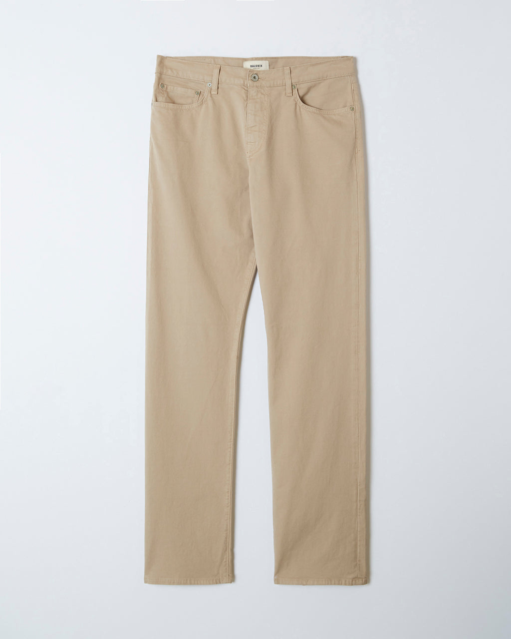 The Brennan Jean In Khaki