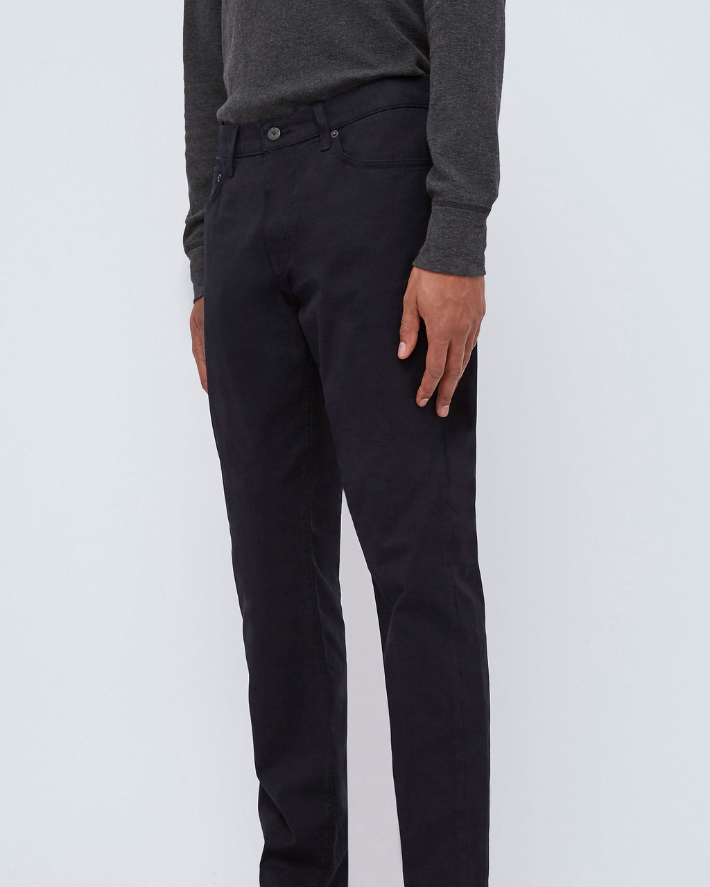 The Brennan Jean In Navy
