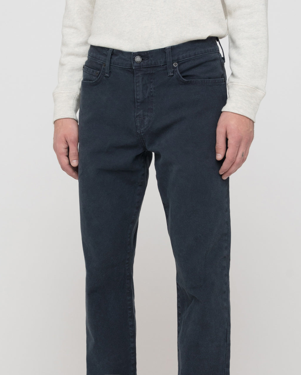 The Brennan Jean in Vintage Navy