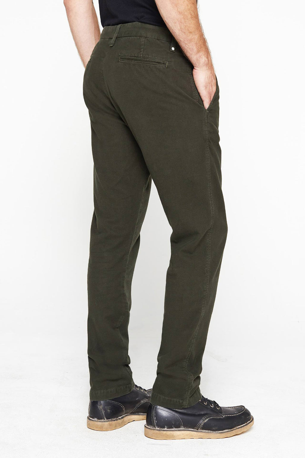 The Liam Pant in Forest_Back View