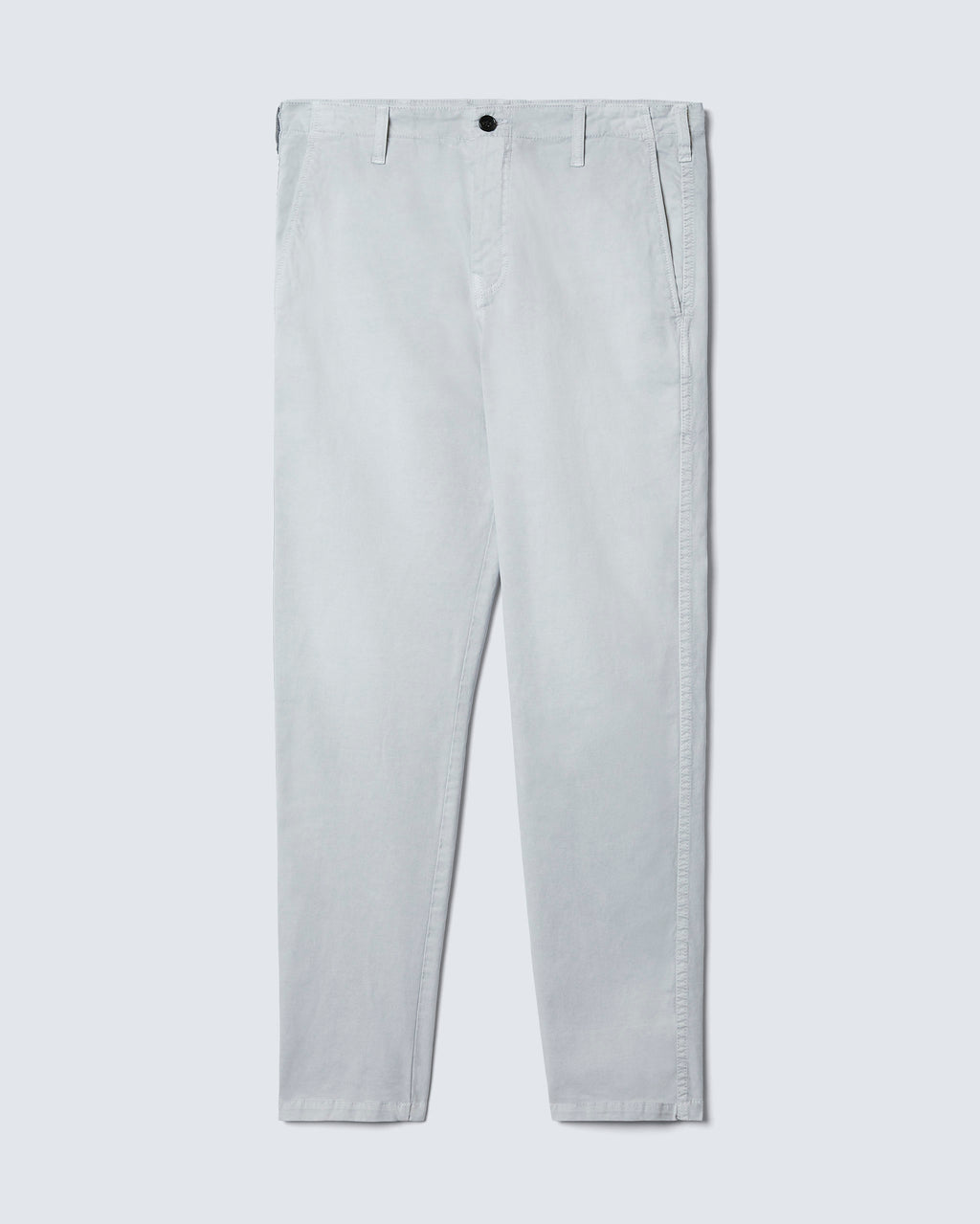 The Modern Slim Trouser in Light Grey