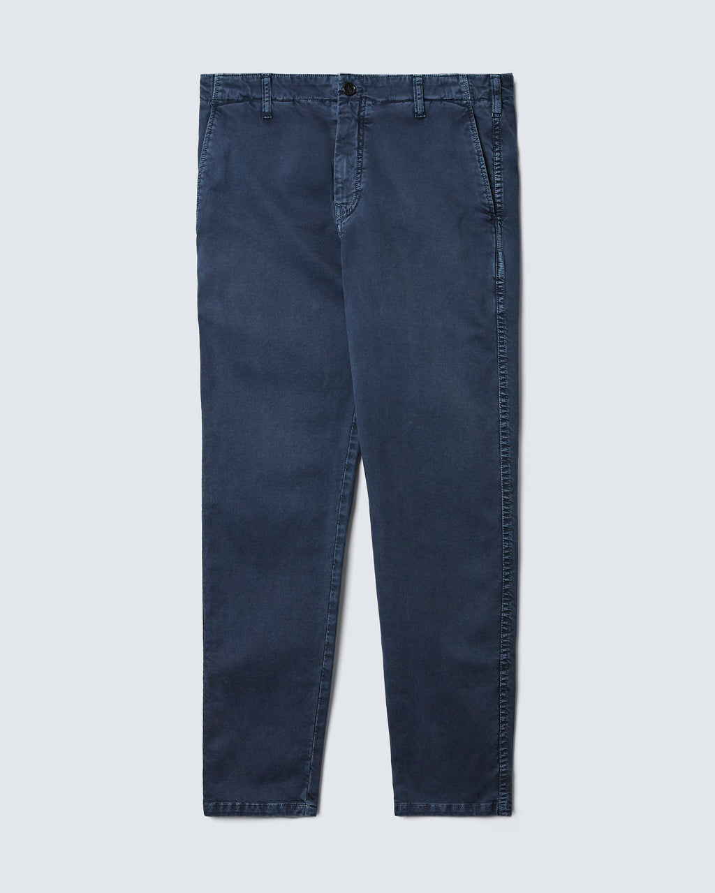 The Modern Slim Trouser in Navy