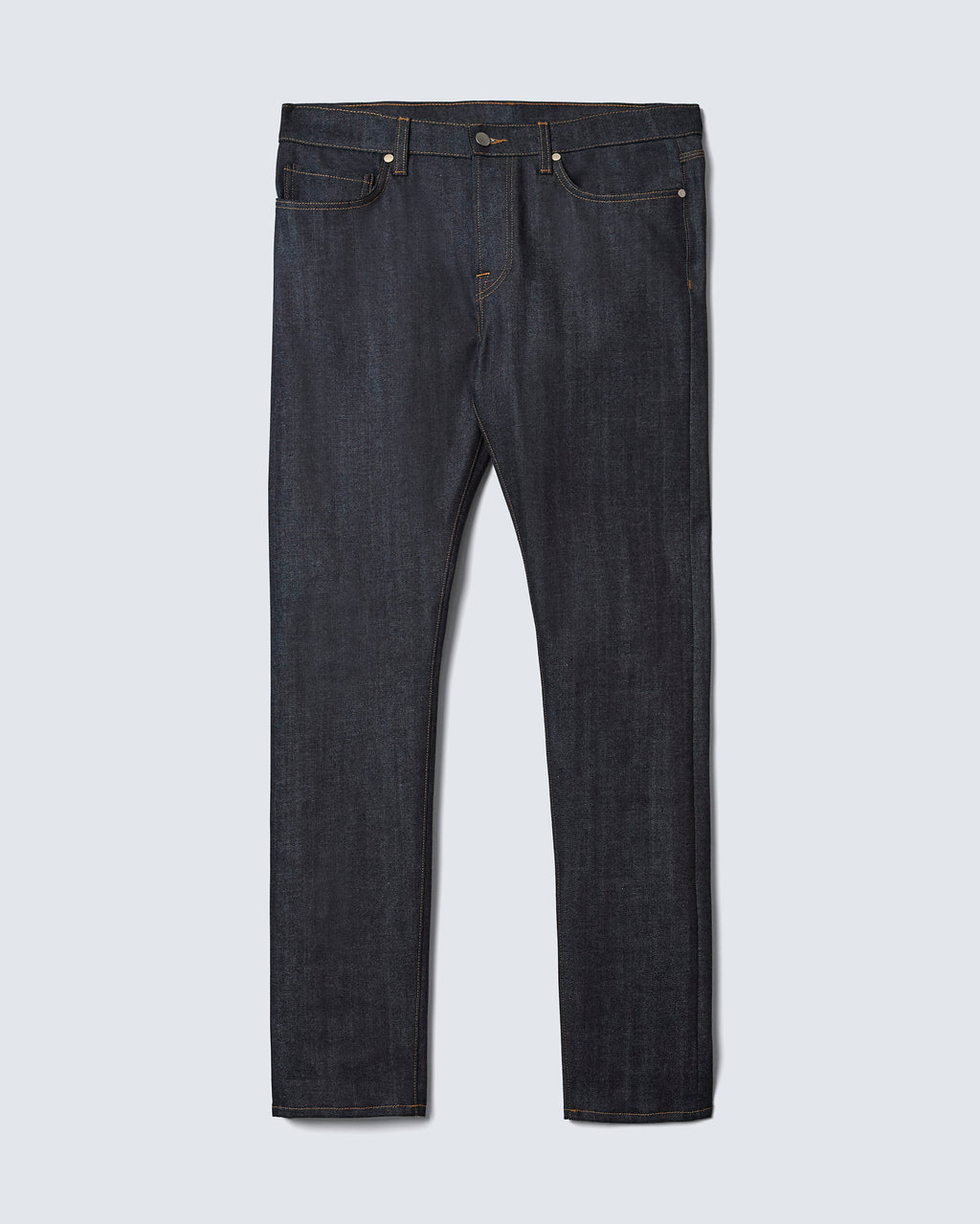 The Modern Skinny in Indigo Stretch Selvedge