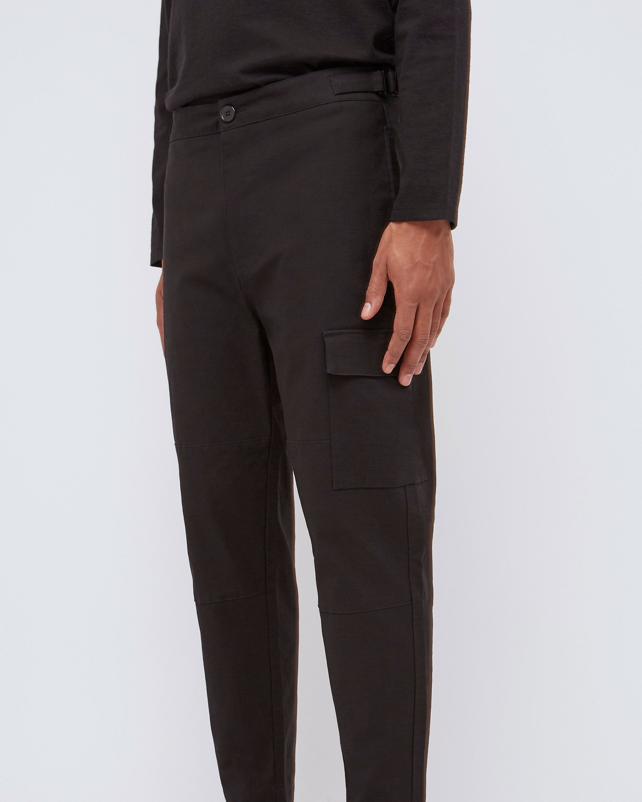 The Arabella Pant In Black