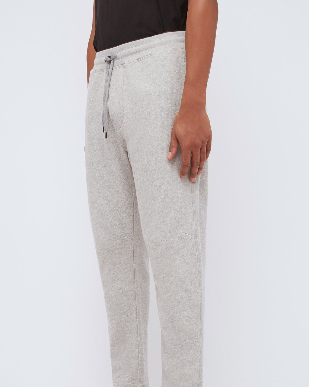 The Penmar Pant In Heather Grey