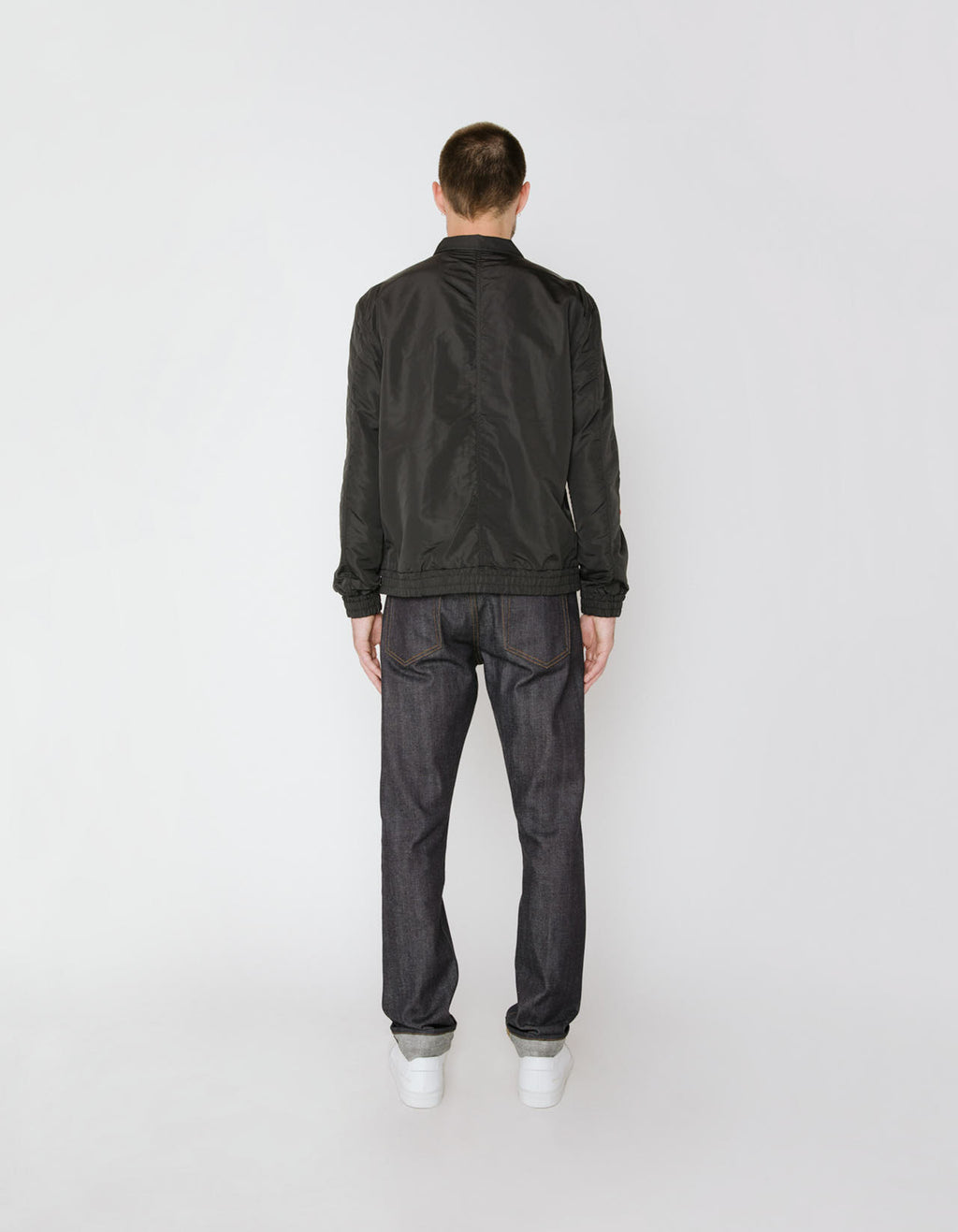 The Oren Jacket in Black