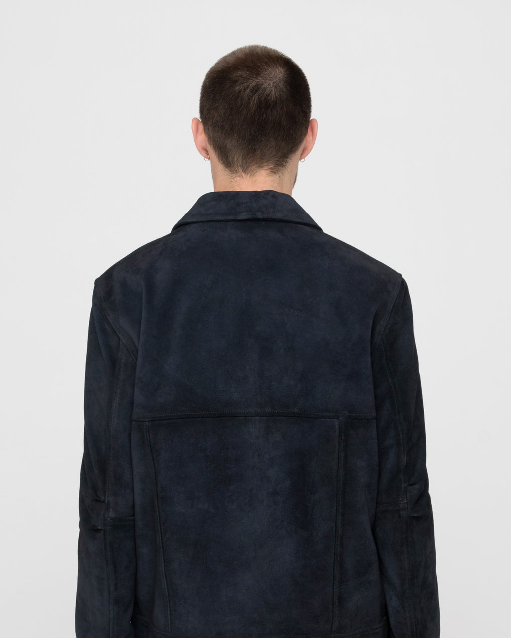 The Roswell Jacket in Navy