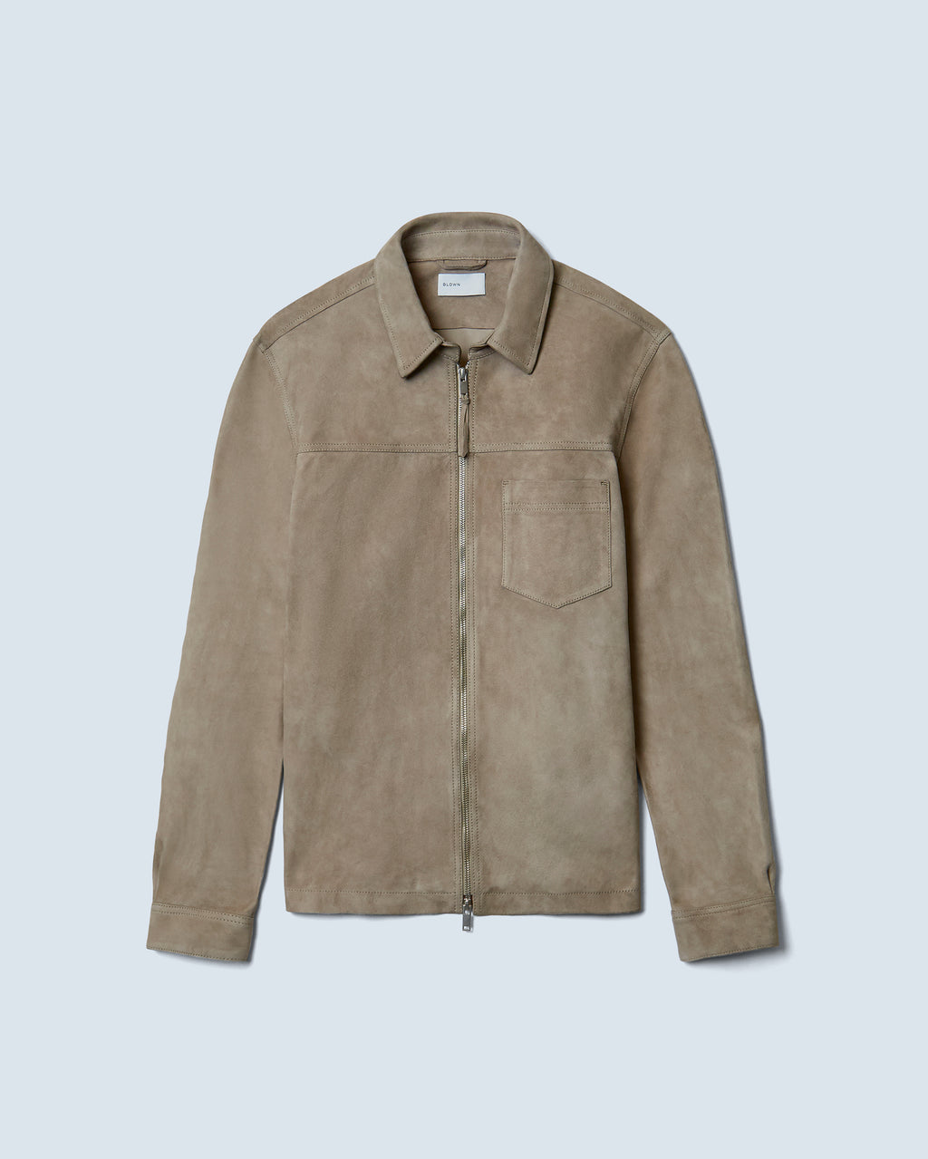 The Sedgwick Jacket in Dry Tan