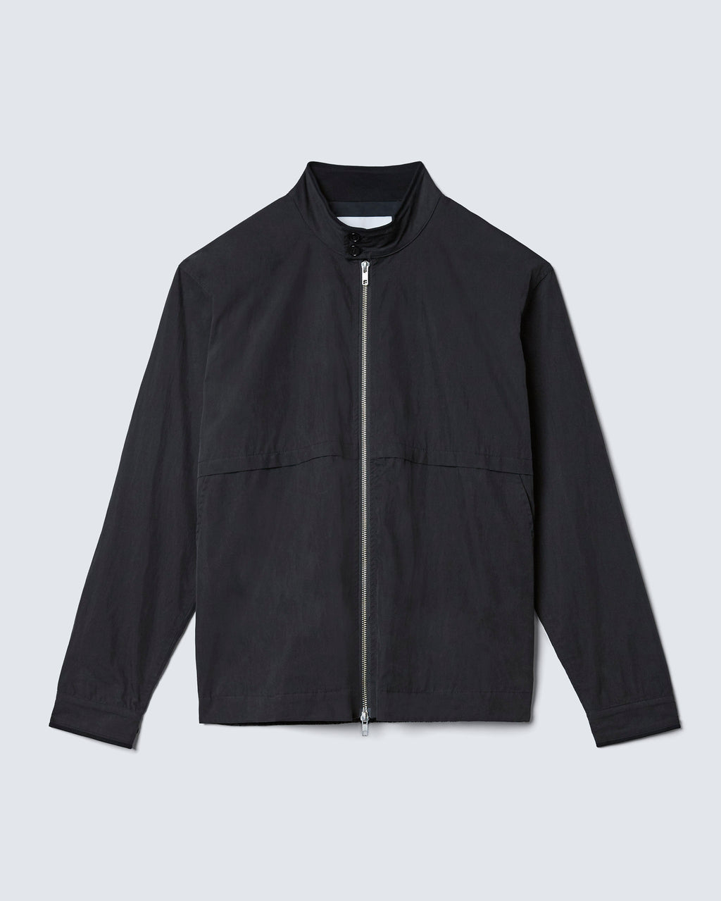 The Palmetto Jacket in Washed Black