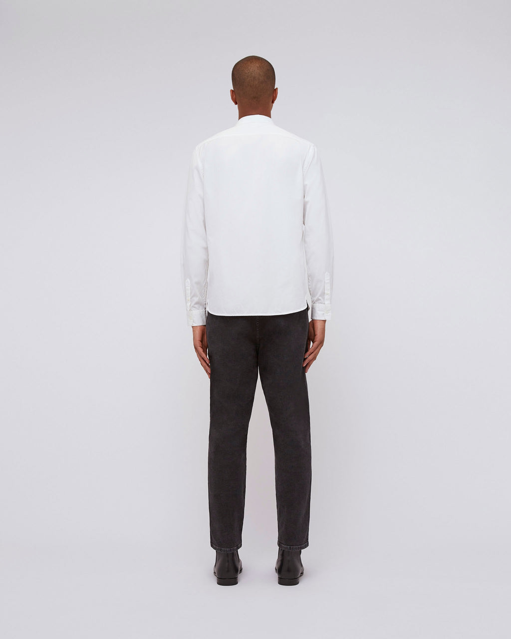 The Standard Shirt In White