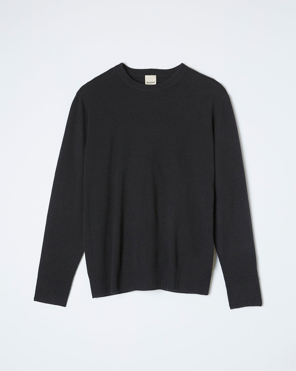 The Leader Sweater In Black