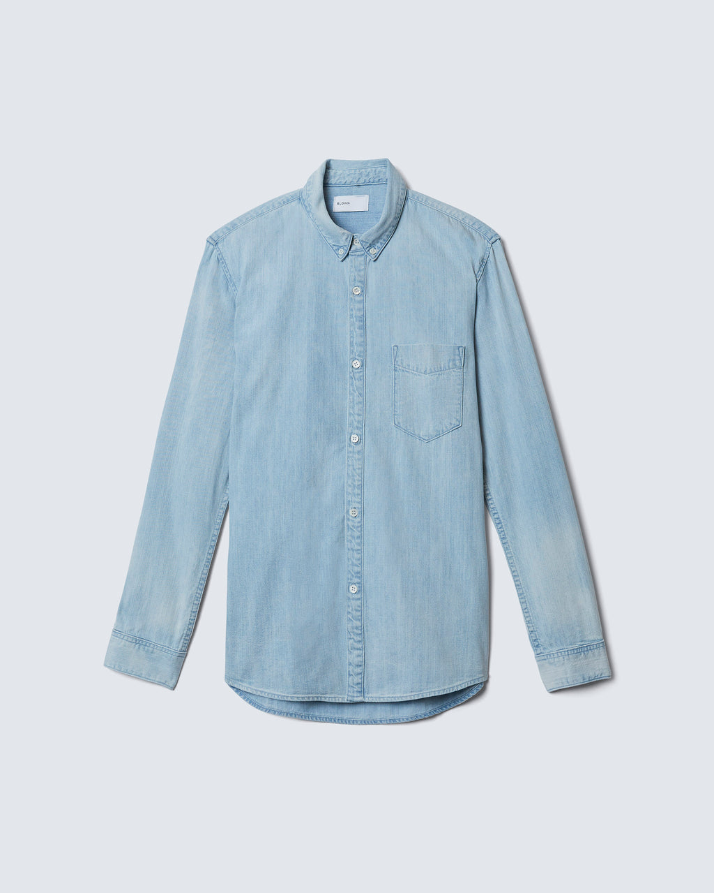 The Nathan Shirt in Light Vintage