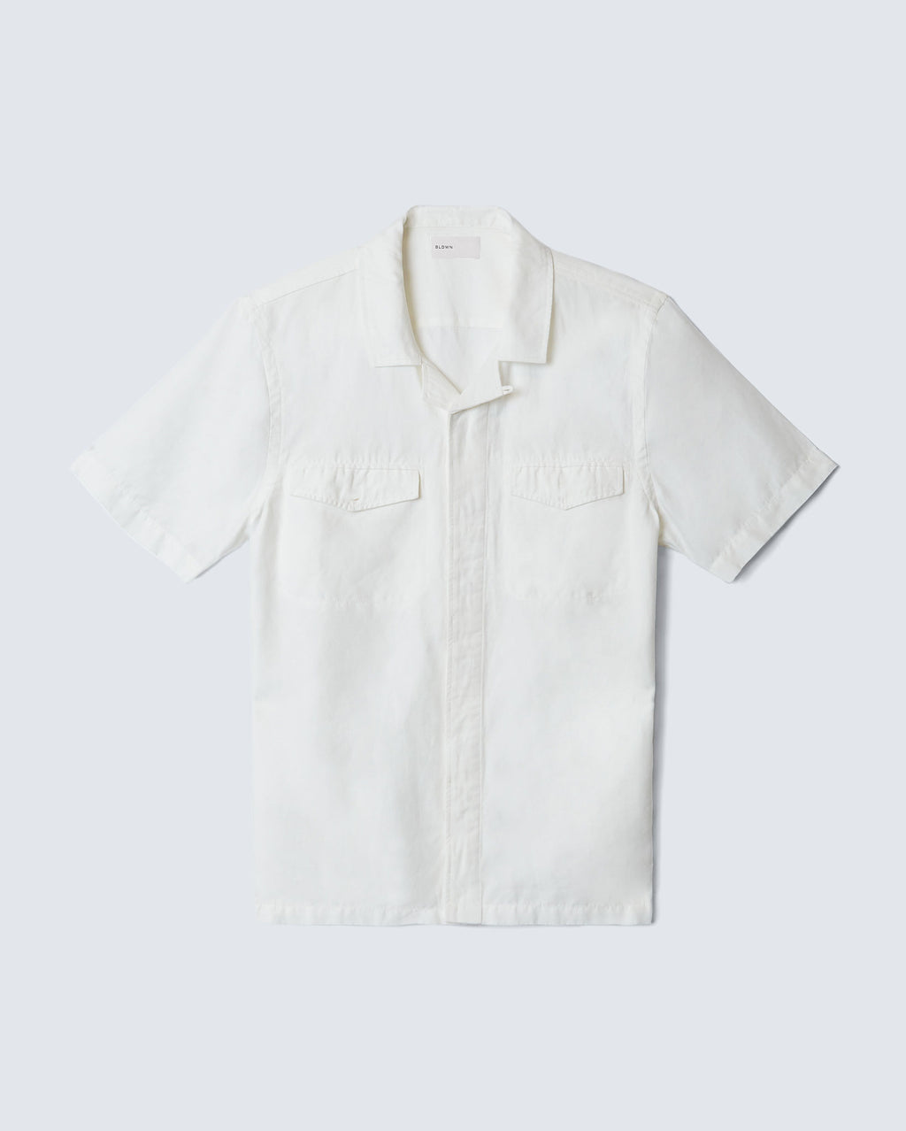 The Cokas Shirt in White