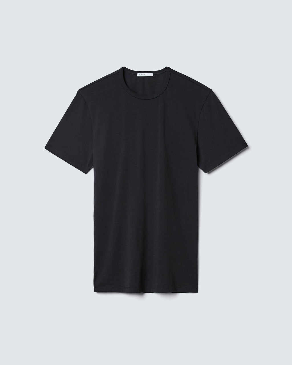 The Modern Slim Tee in Black