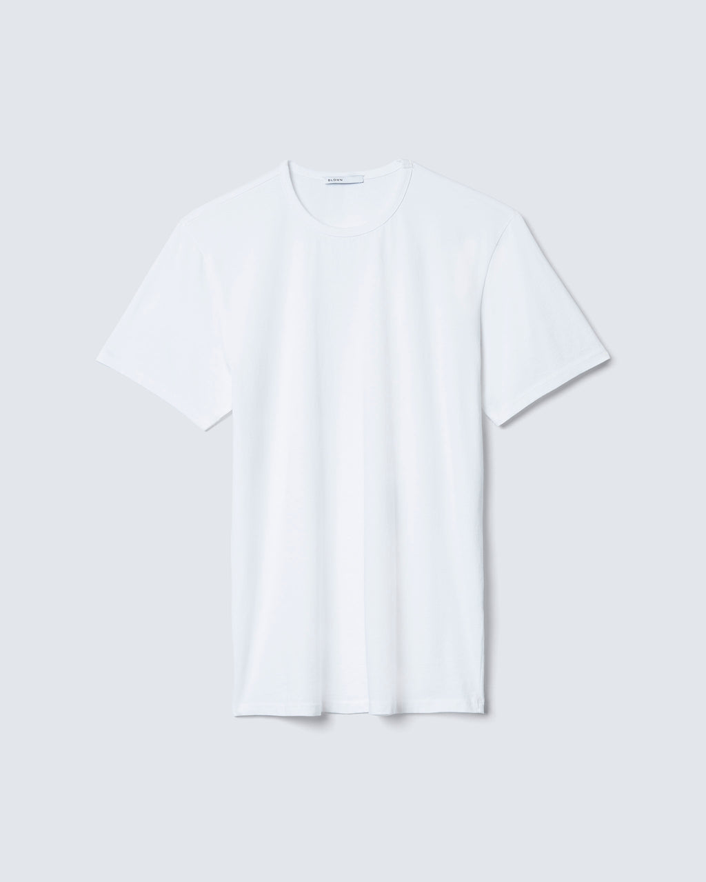 The Modern Slim Tee in Optic White