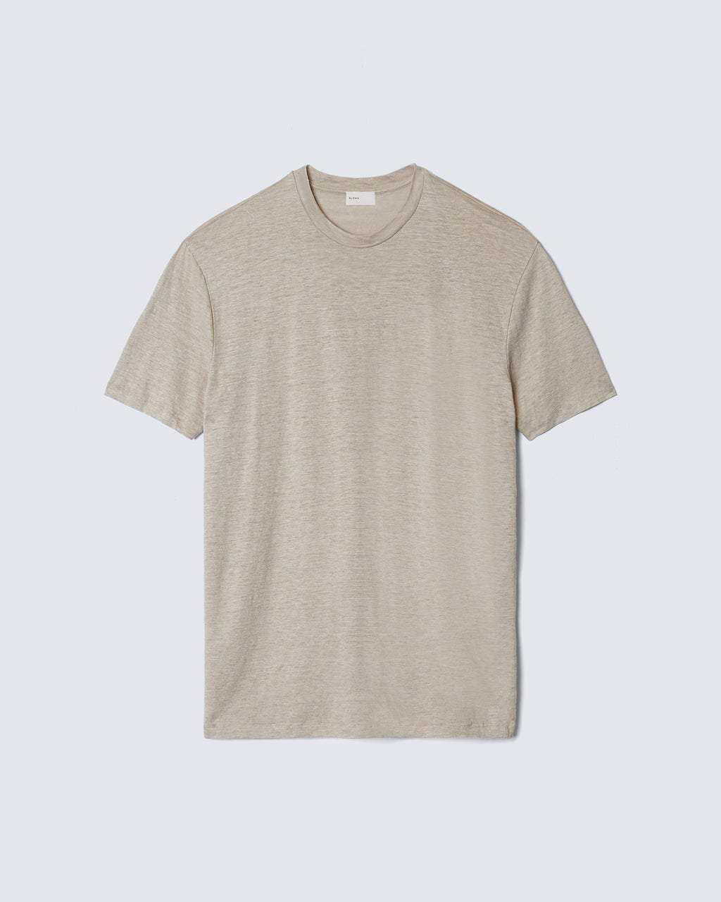 The Nolen Tee in Greige