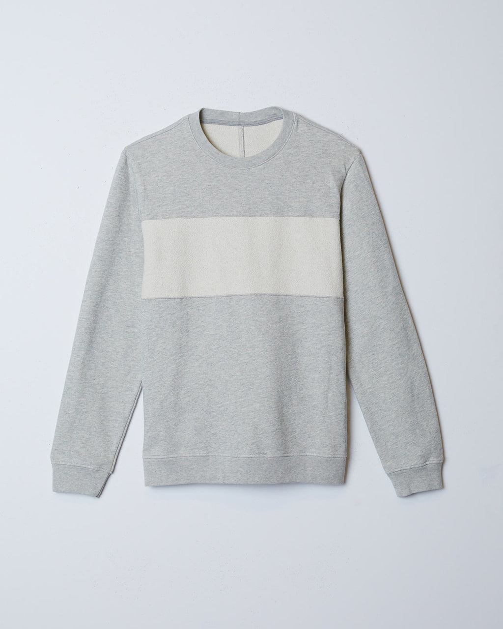 The Jens Sweatshirt in Heather Grey