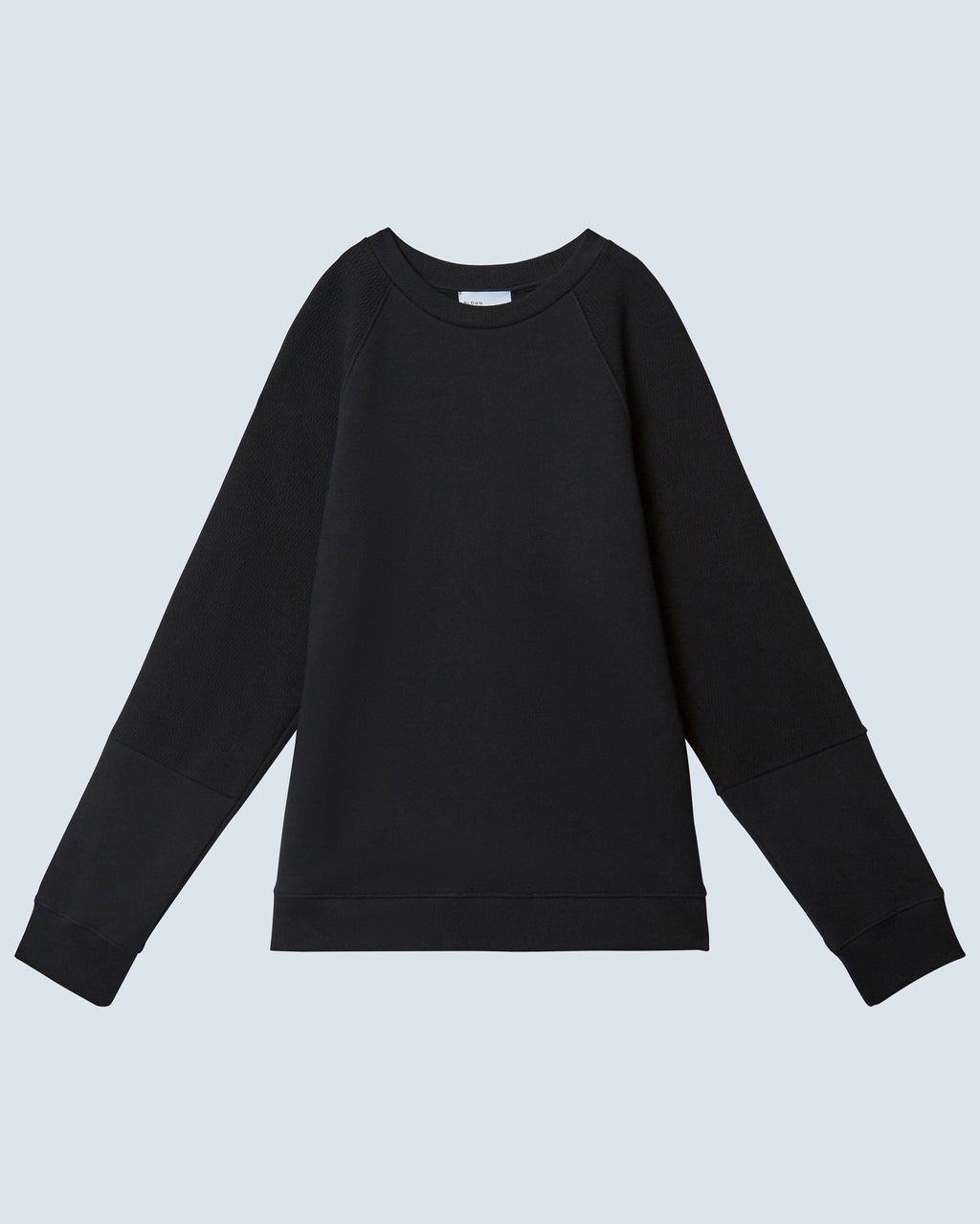 The Harlot Sweatshirt in Black