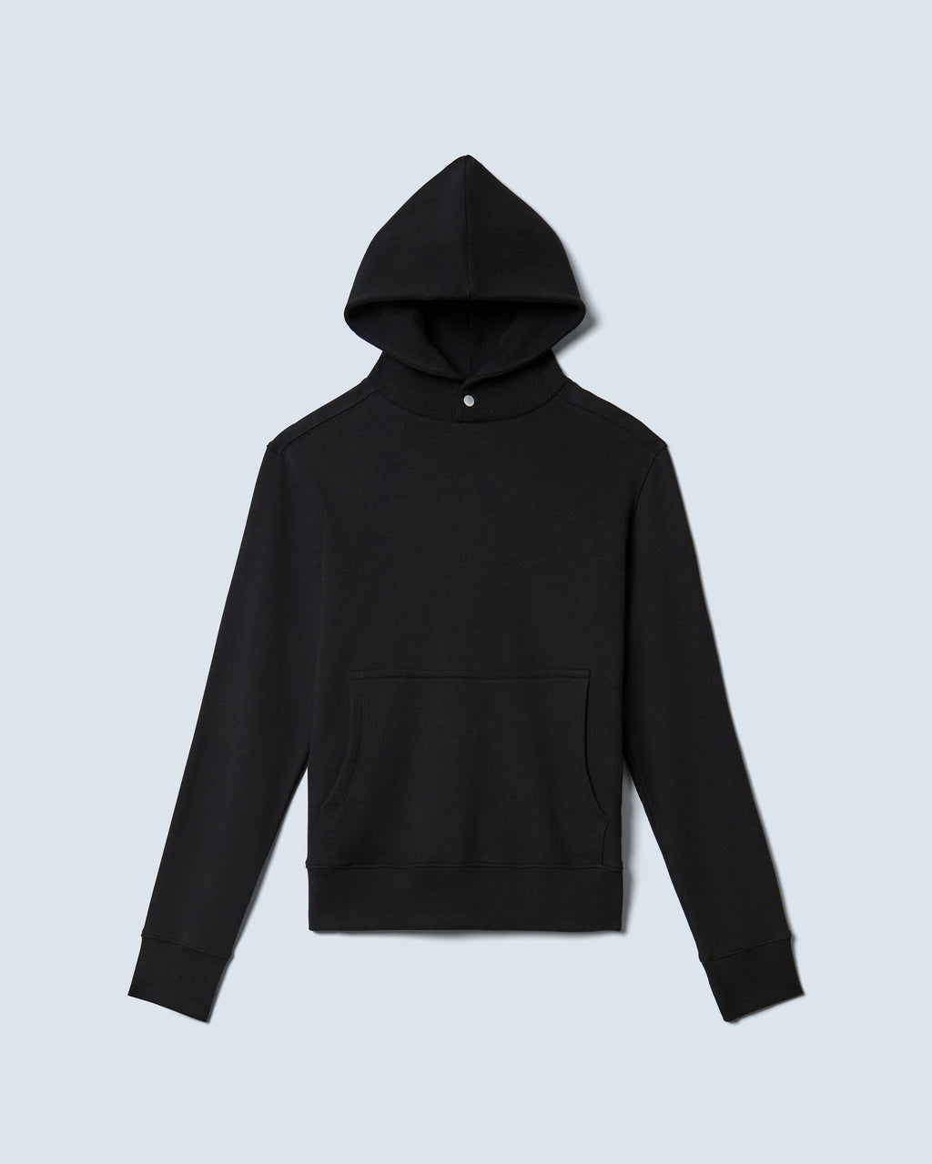 The Cale Hoodie in Black