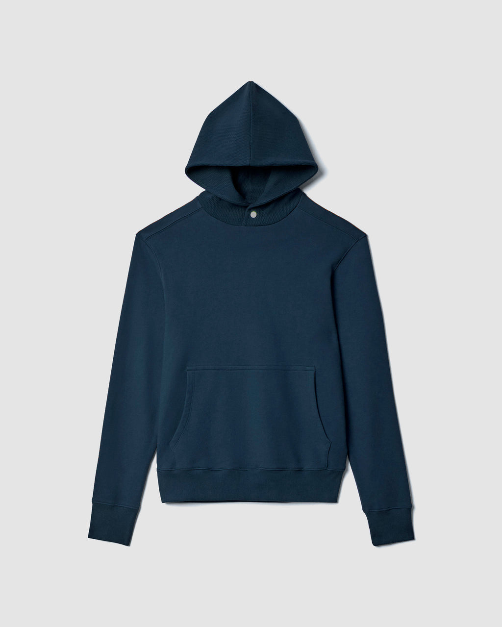 The Cale Hoodie in Midnight Navy