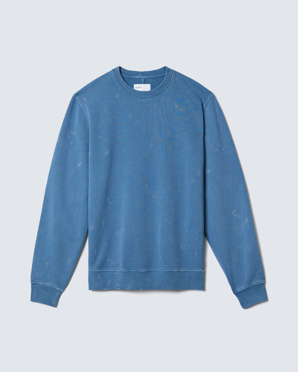 The Tyler Sweatshirt in Vintage Indigo