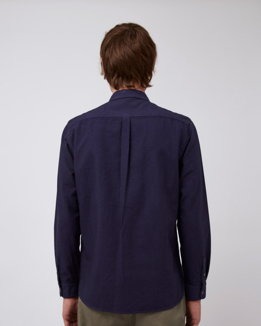 The William Oxford in Navy